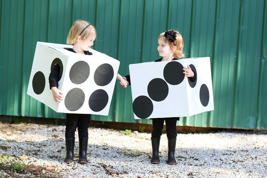 dice sister halloween costumes