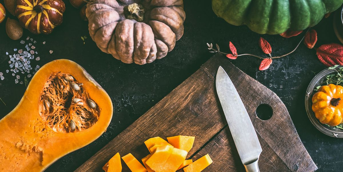 5 pumpkin cooking ideas to help you minimise food waste this Halloween