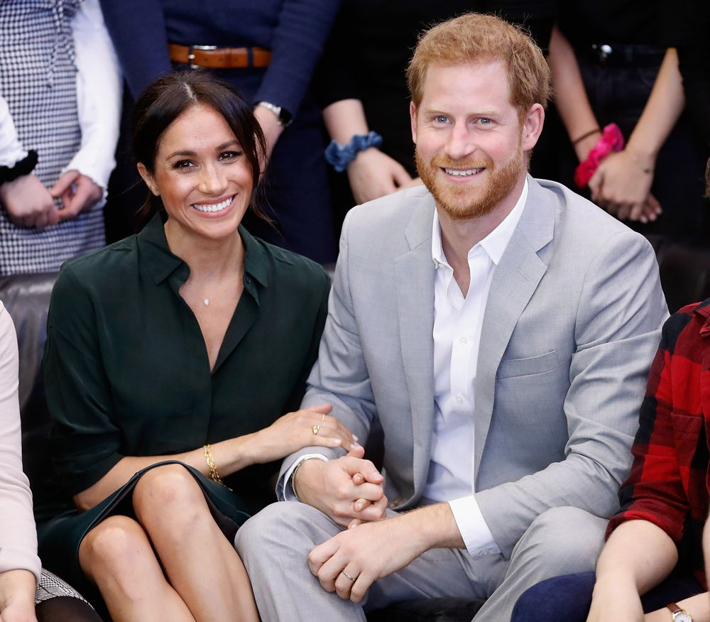 Flipboard: Did Meghan Markle And Prince Harry Know They