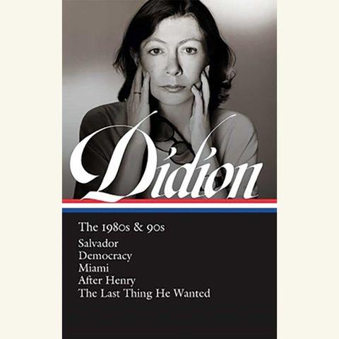 didion, the 1980s and 90s, joan didion, david l ulin