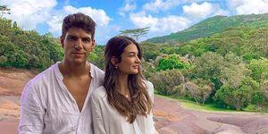 Diego y Estela viaje