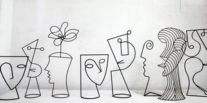 Esculturas de Diego Cabezas