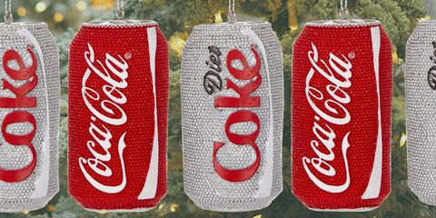 You need to get these baubles for the Diet Coke lover in your life