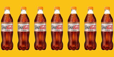 diet coke clementine
