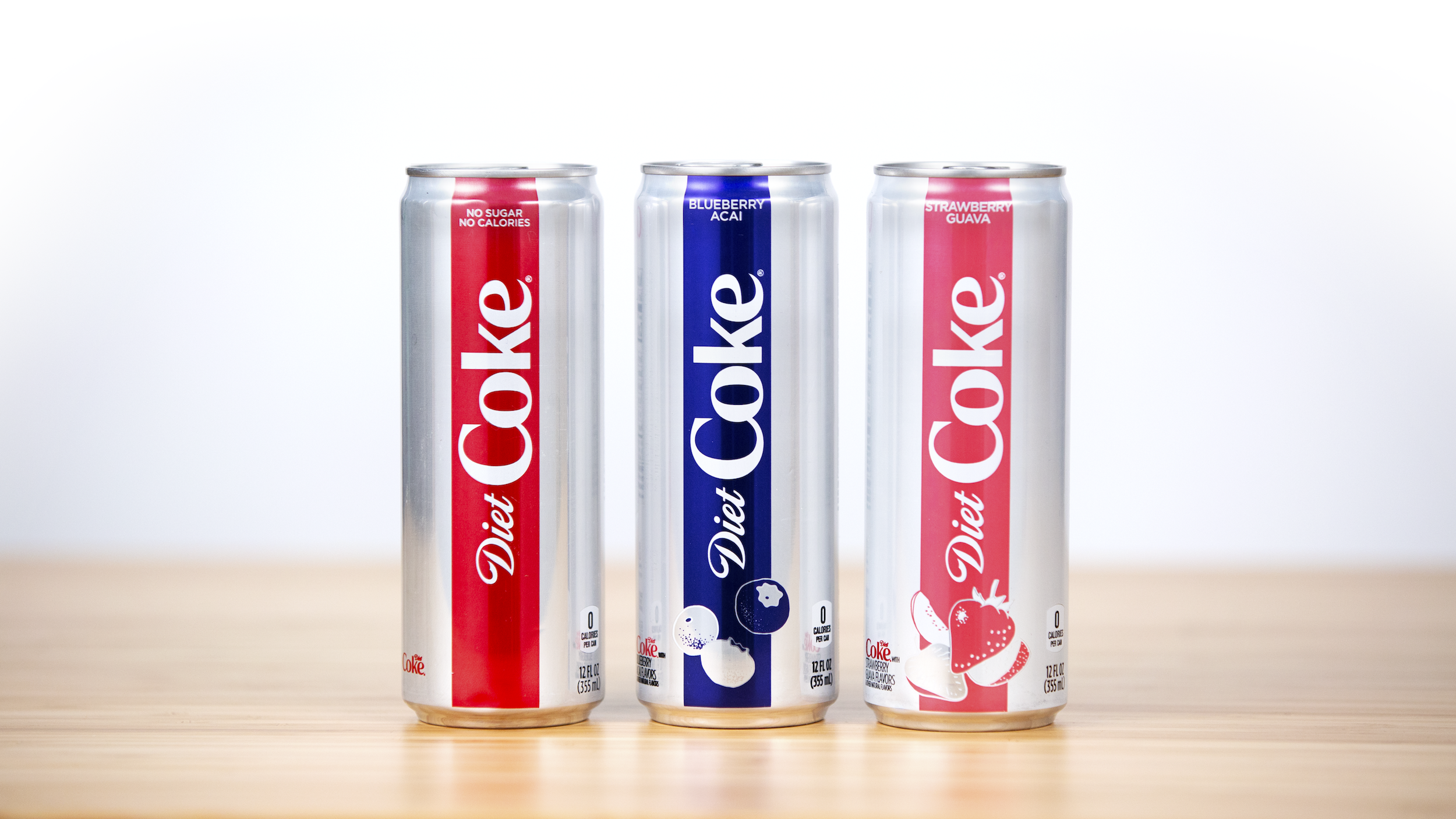 what are the new diet coke flavors