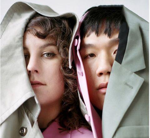 Lindsey Shuyler y tony Liu @Diet_Prada