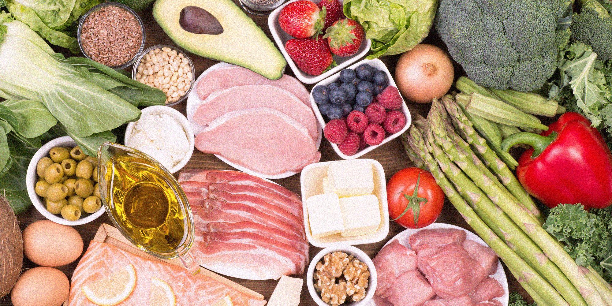 quanti chili posso perdere con la dieta chetogenica