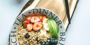 Dimagrire velocemente con la dieta dei colori: il menù