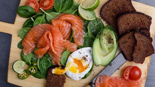 el menú de dieta hipercalórica para conseguir tus objetivos