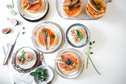 Dish, Food, Cuisine, Ingredient, Meal, Hors d'oeuvre, Finger food, Brunch, À la carte food, appetizer,