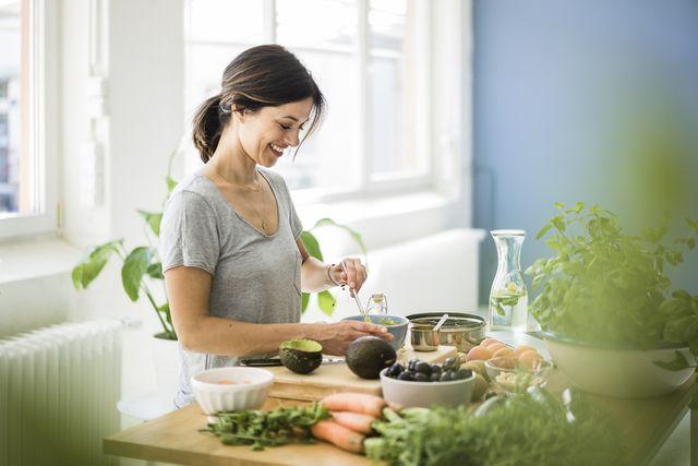 dieta para mujeres de 40