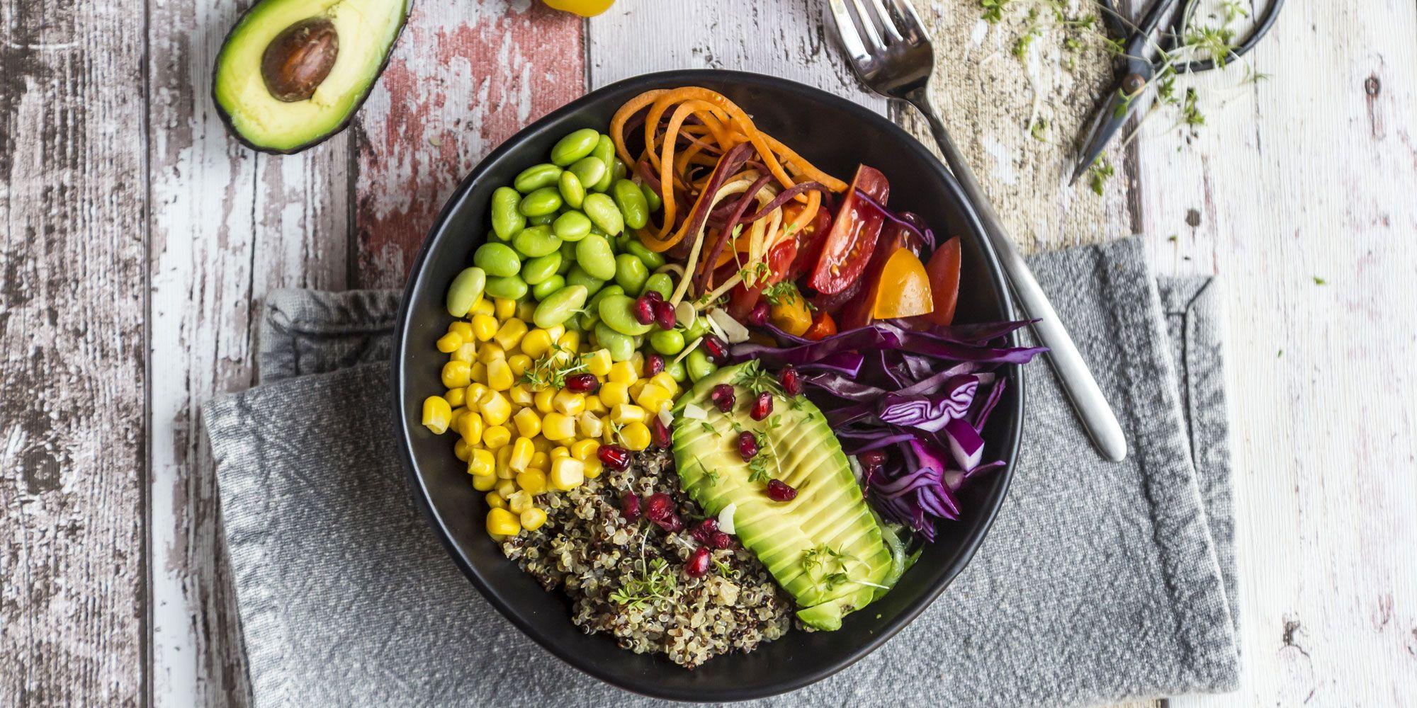 origini della dieta a colori