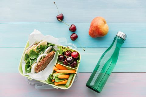 Dieta para deshinchar