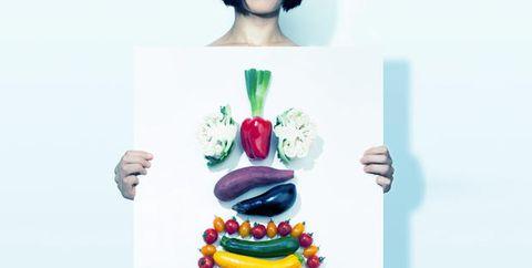 Finger food, Eyelash, Cosmetics, Eye liner, Eye shadow, Illustration, Meat, Makeover, American food, Earrings,