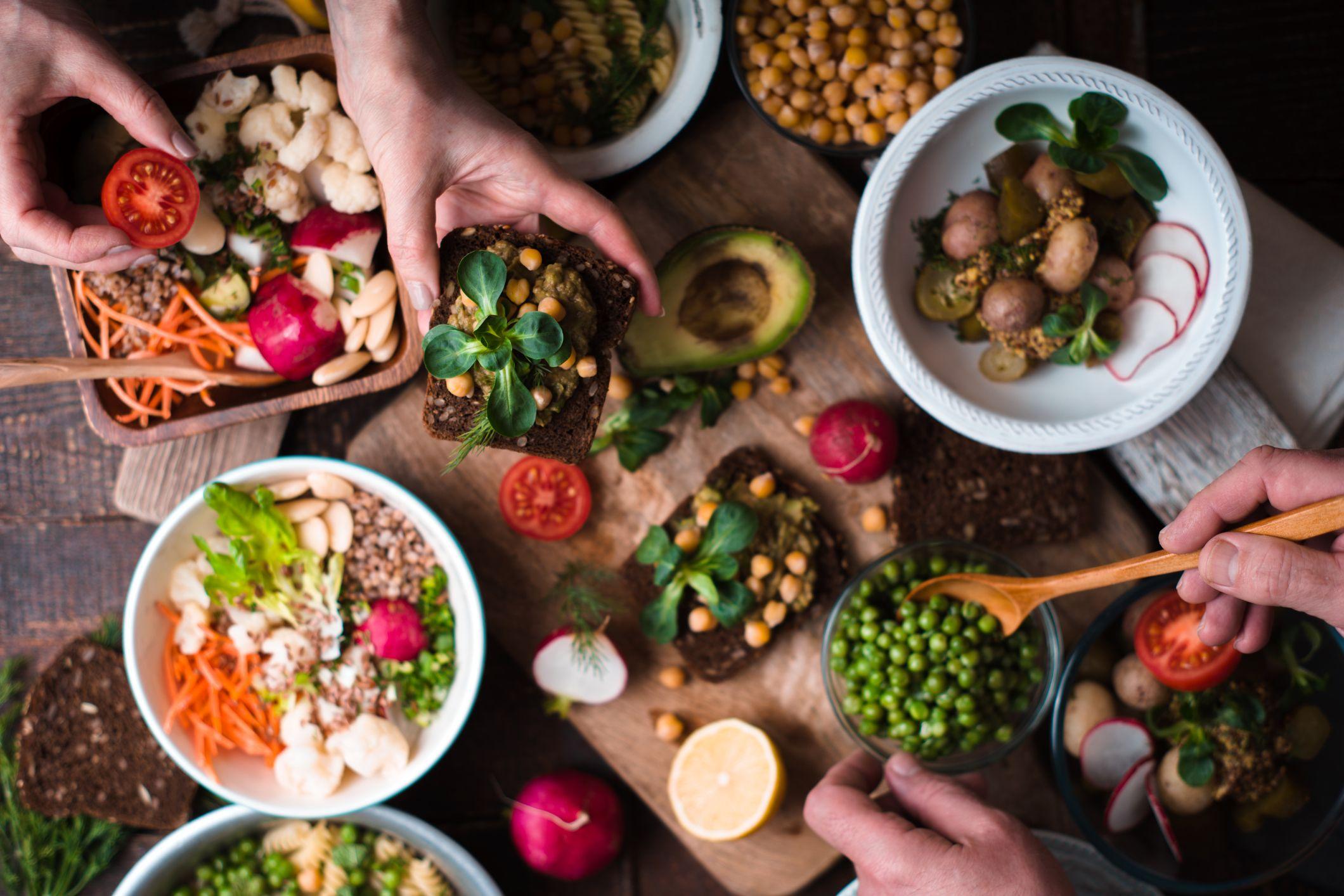 Dieta Settimanale Vegetariana : Dieta settimanale vegetariana equilibrata menu settimanale