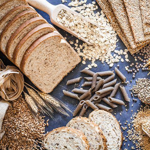 dietary fiber food still life