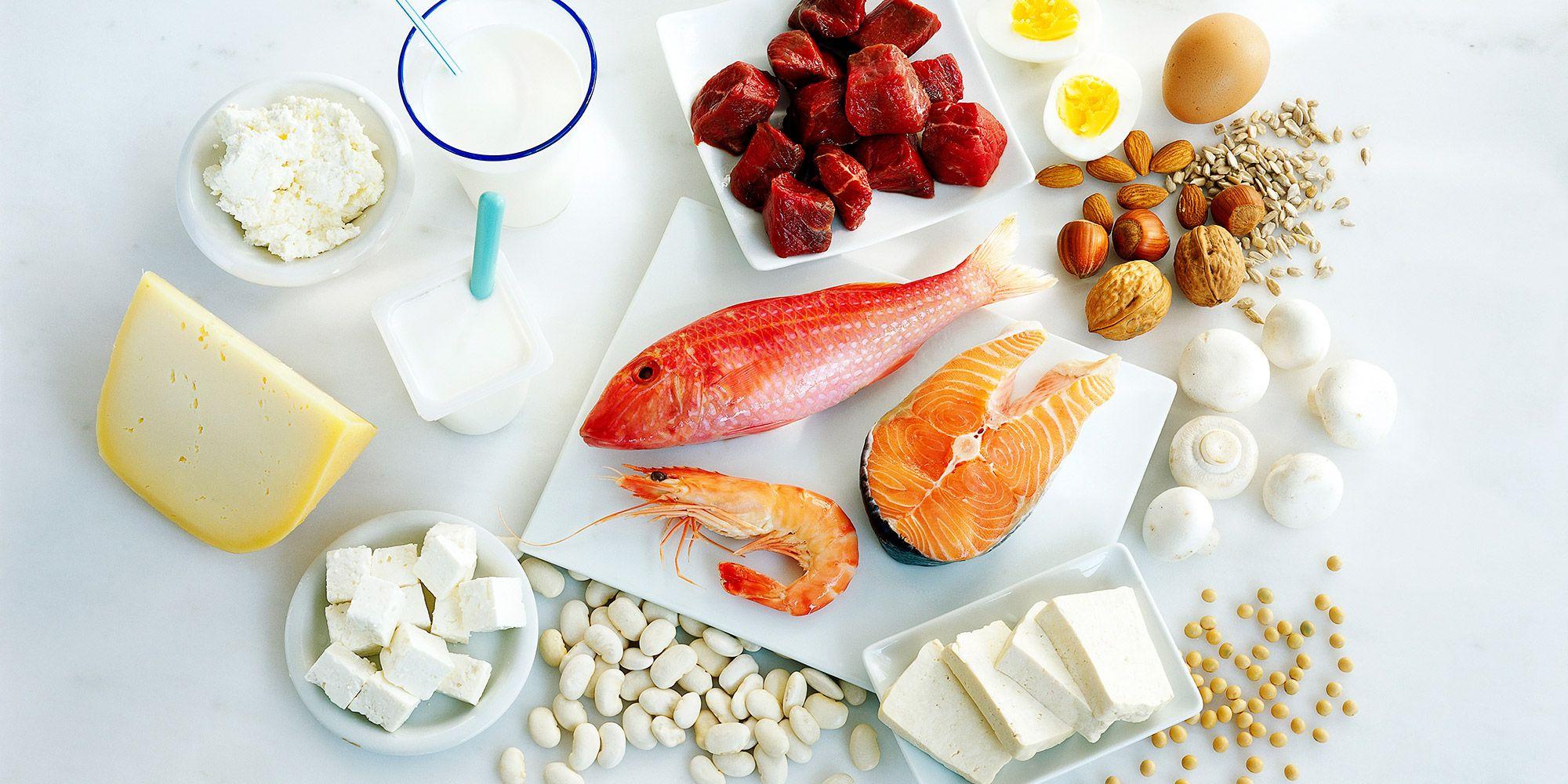 Dieta proteínas