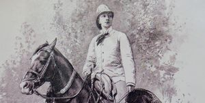 Chi è Jane Dieulafoy, l'esploratrice francese che si travestì da uomo per essere libera