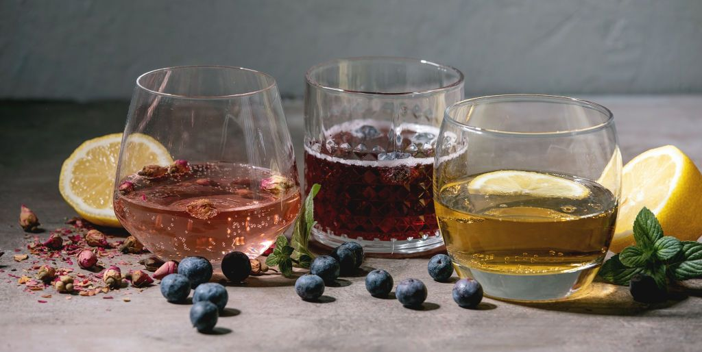 Guía Men's Health para conocer en el exótico mundo de las copas que no emborrachan
