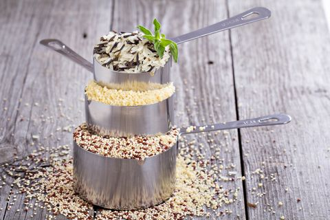 Is Quinoa Really Any Healthier Than Regular Old Rice?
