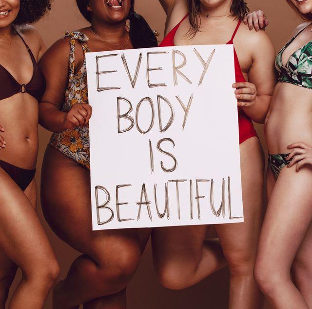 ここ数年で「ボディポジティブ」という考え方がより浸透し、自分の体を愛せるようになった人も増えているはず。けれどどんなに意識していても、snsで見かけるセレブやインフルエンサーの姿を見ると、なんだか落ち込んでしまうことも。そこで今回は、そんなときに見てほしいインスタで見つけた「ボディポジティブ」名言集をご紹介します。