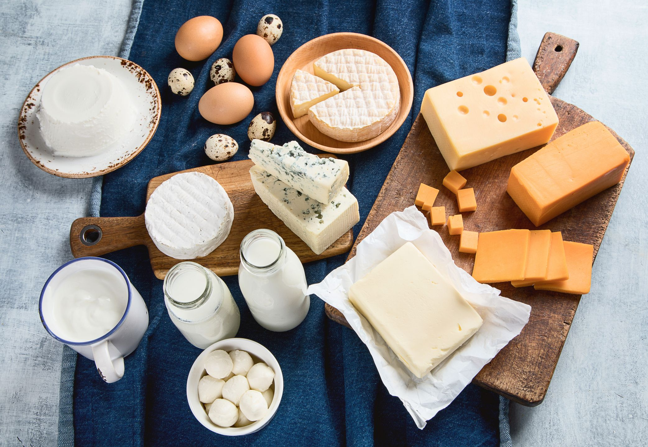 6 Things That Happen to Your Body When You Stop Eating Dairy, According to Dietitians