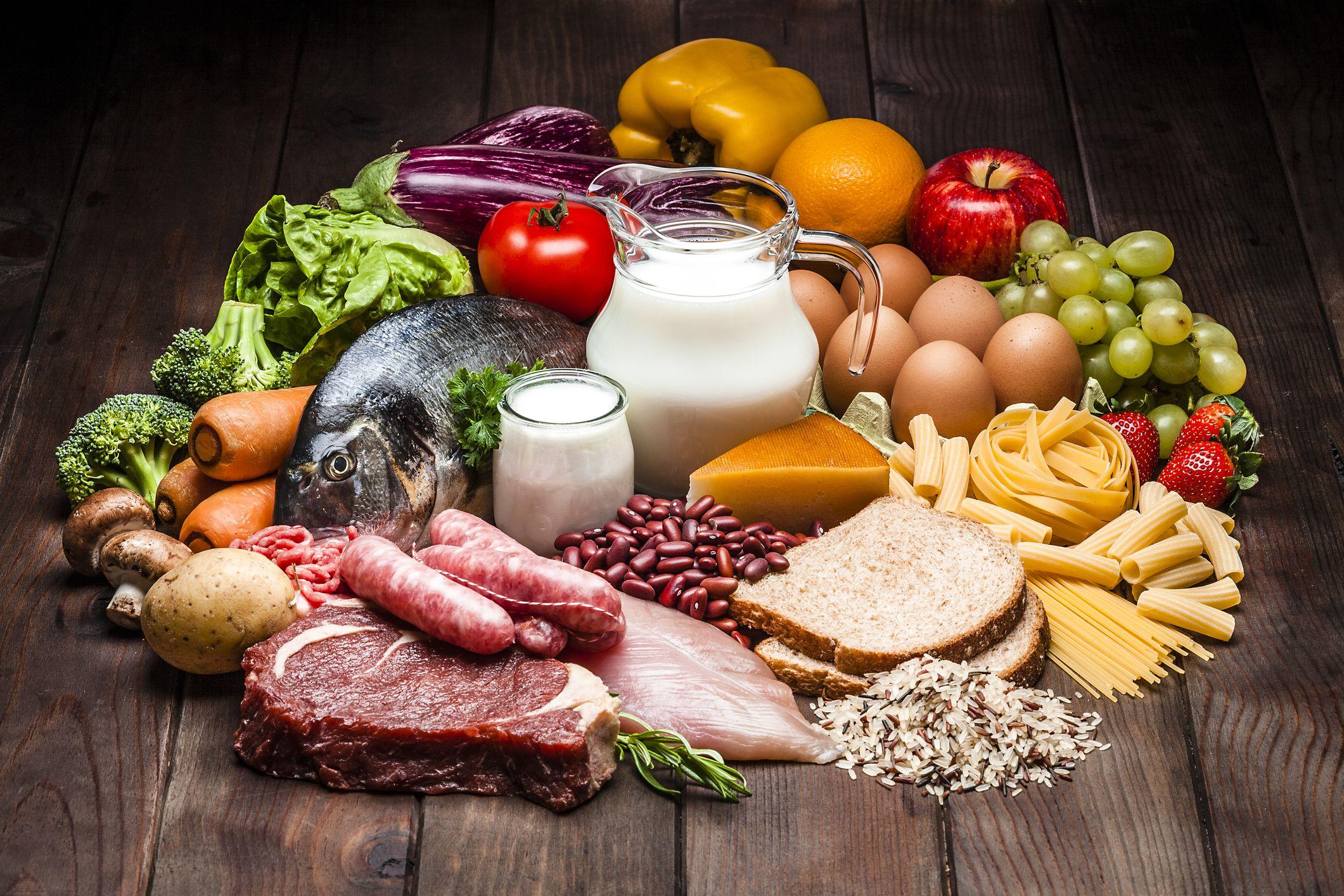 alimentos basicos dieta keto