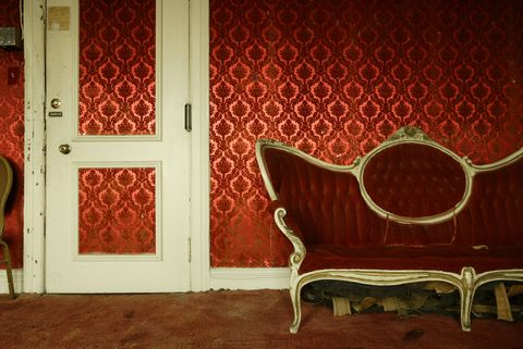 Digital Image taken on Friday, 04/22/2005, Los Angeles, CA The Valentino suite at the Alexandria Hot