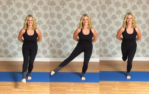 5 Oefeningen Om Je Dijen Te Trainen