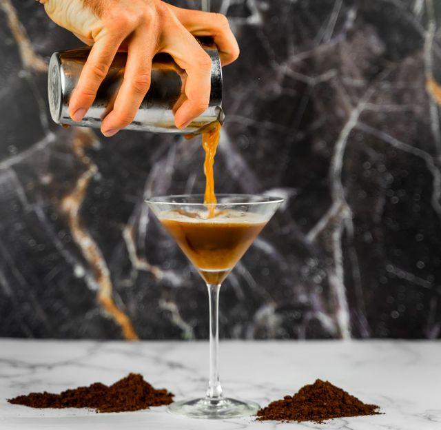dik en schil espresso martini