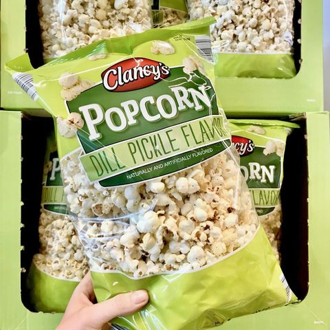 Food, Kettle corn, Popcorn, Snack, Cuisine, Dish, Ingredient, Vegetarian food, Produce, Caramel corn,