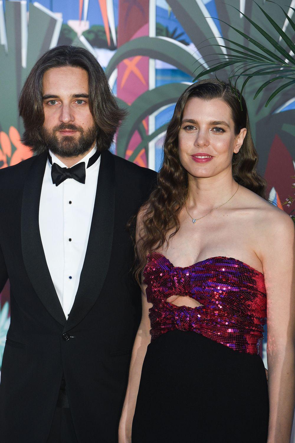 Familia real Mónaco Baile de la Rosa 2019, Baile de la Rosa