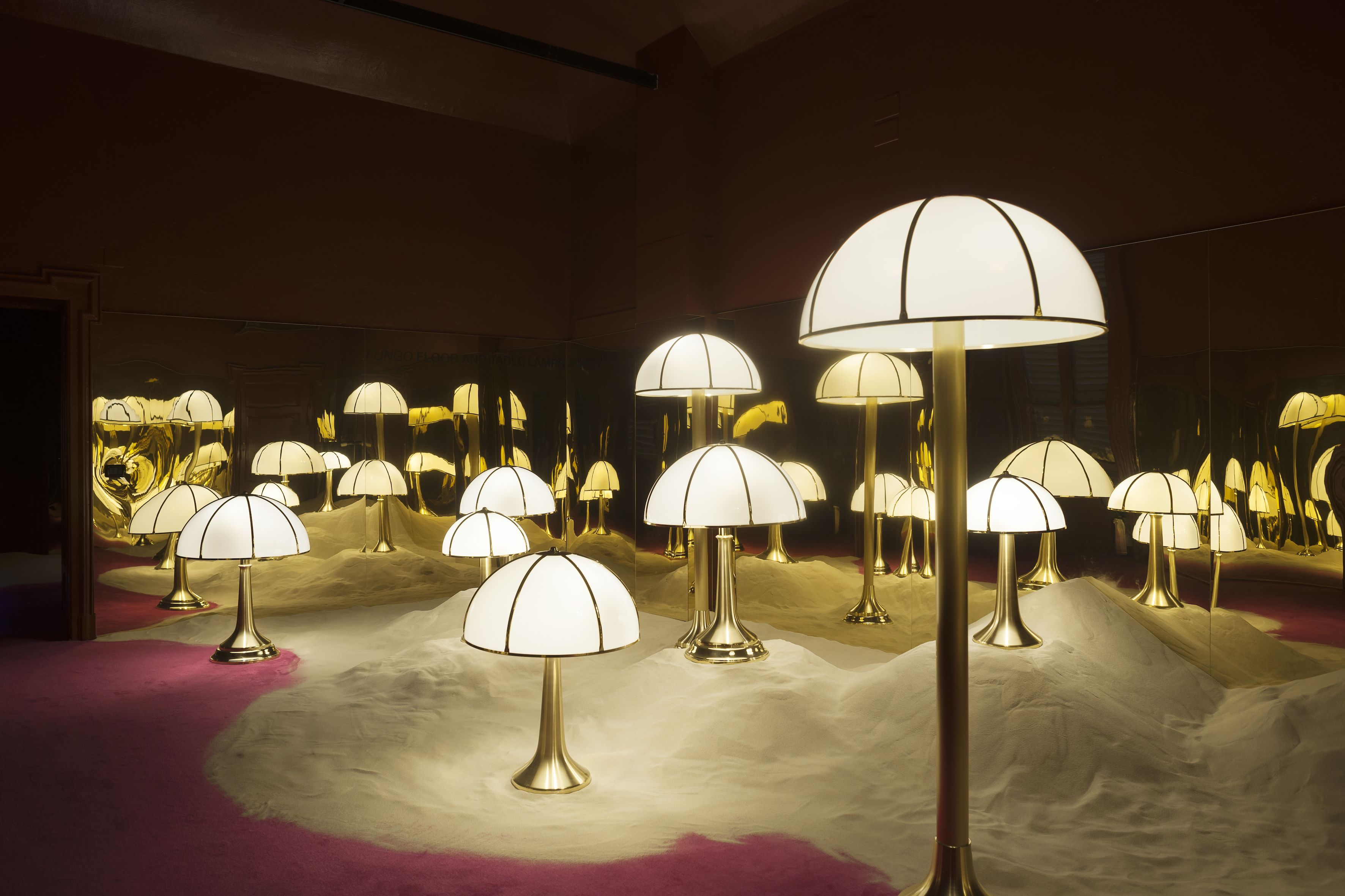 Dimore Gallery revives Gabriella Crespi designs