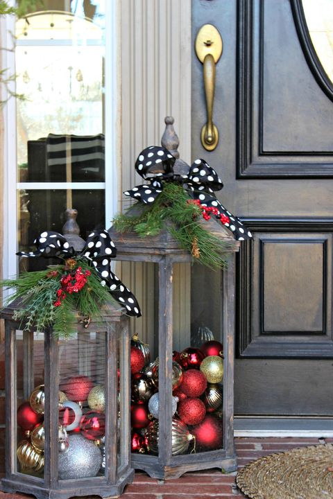 20 Best Christmas Porch Decorations Outdoor Holiday Decor