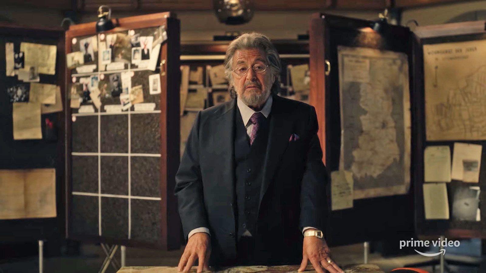 Is Amazon's Al Pacino And Jordan Peele Drama 'Hunters' A True Story?