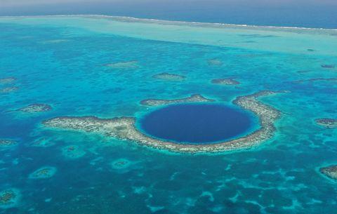 aquatica great blue hole