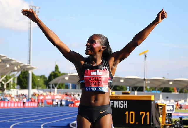 muller british athletics championships   day two
