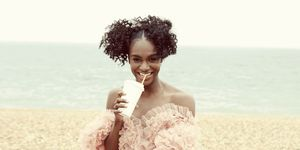 Diner Asher-Smith is ELLE UK's July cover star