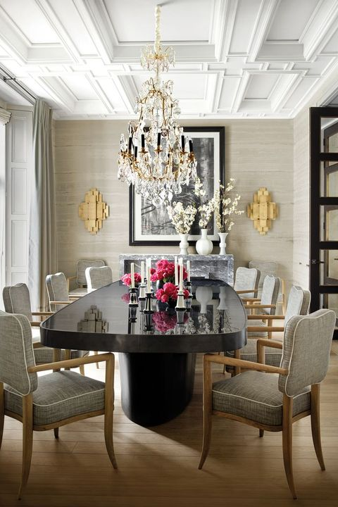 30+ Best Dining Room Light Fixtures - Chandelier & Pendant ...