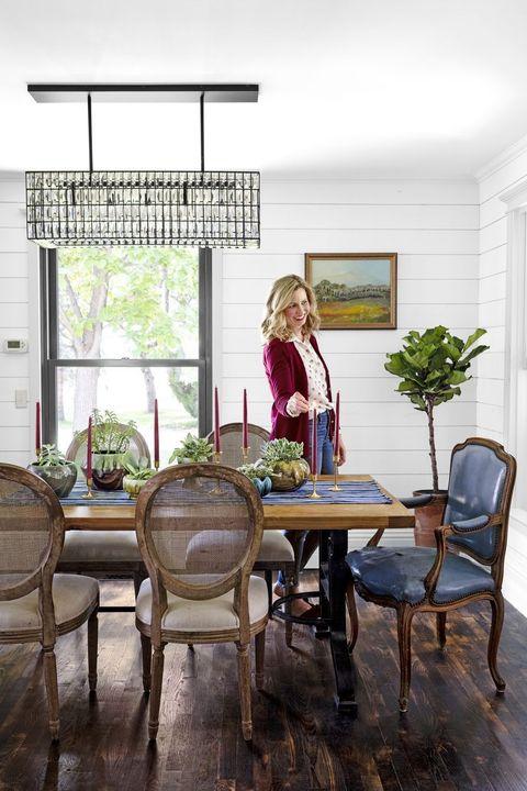 40 Best Dining Room Decorating Ideas, Breakfast Room Furniture