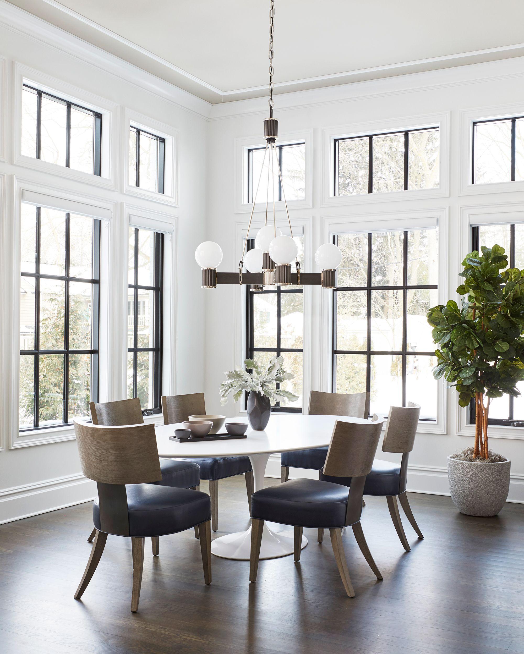 65 Best Dining Room Decorating Ideas, Elegant Dining Rooms