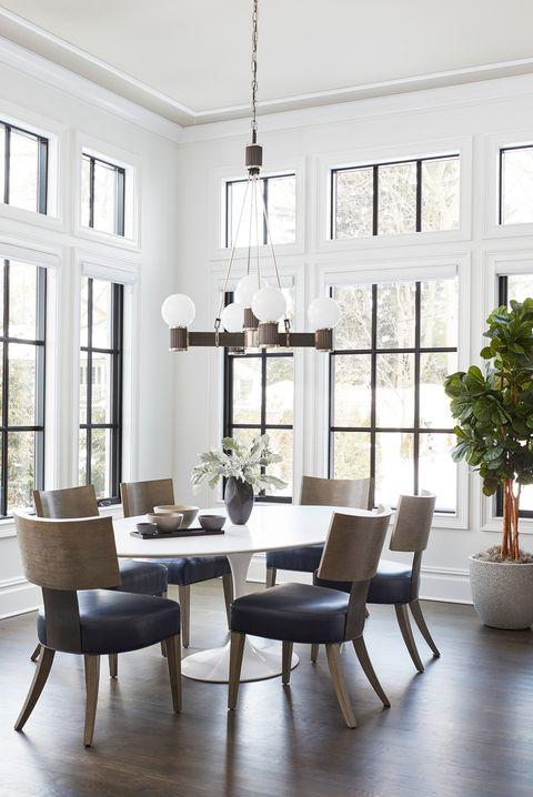 65 Best Dining Room Decorating Ideas, Breakfast Room Furniture