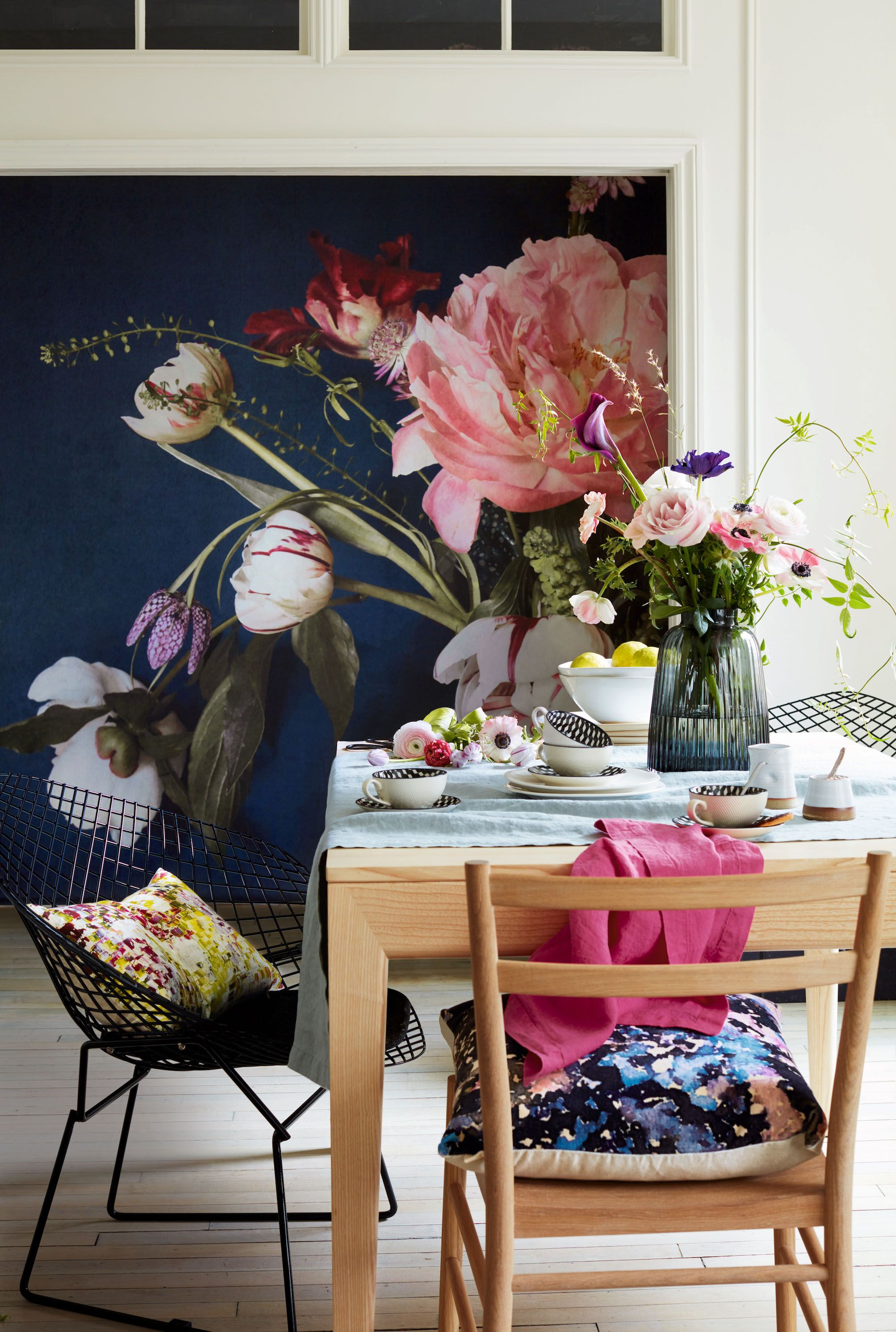 Floral style inspiration