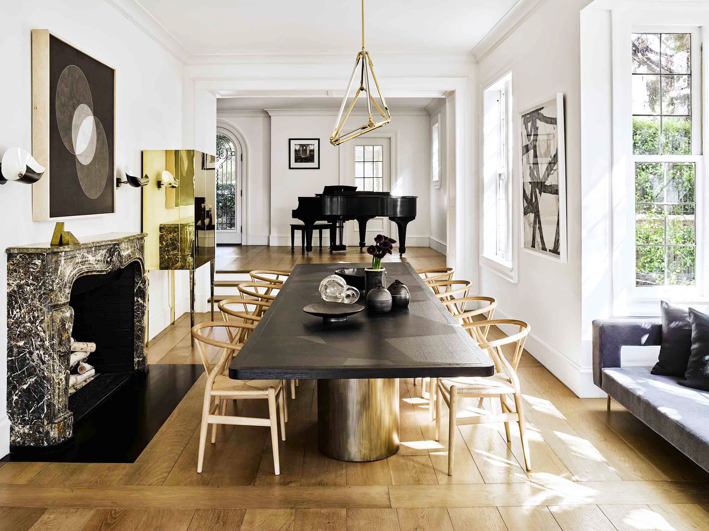55 Best Dining Room Decorating Ideas, Furniture, Designs ...