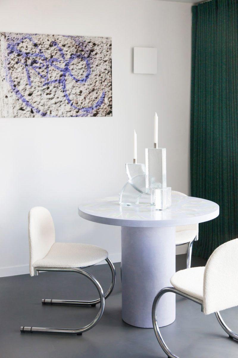 65 Best Dining Room Decorating Ideas, Silver Dining Room Ideas