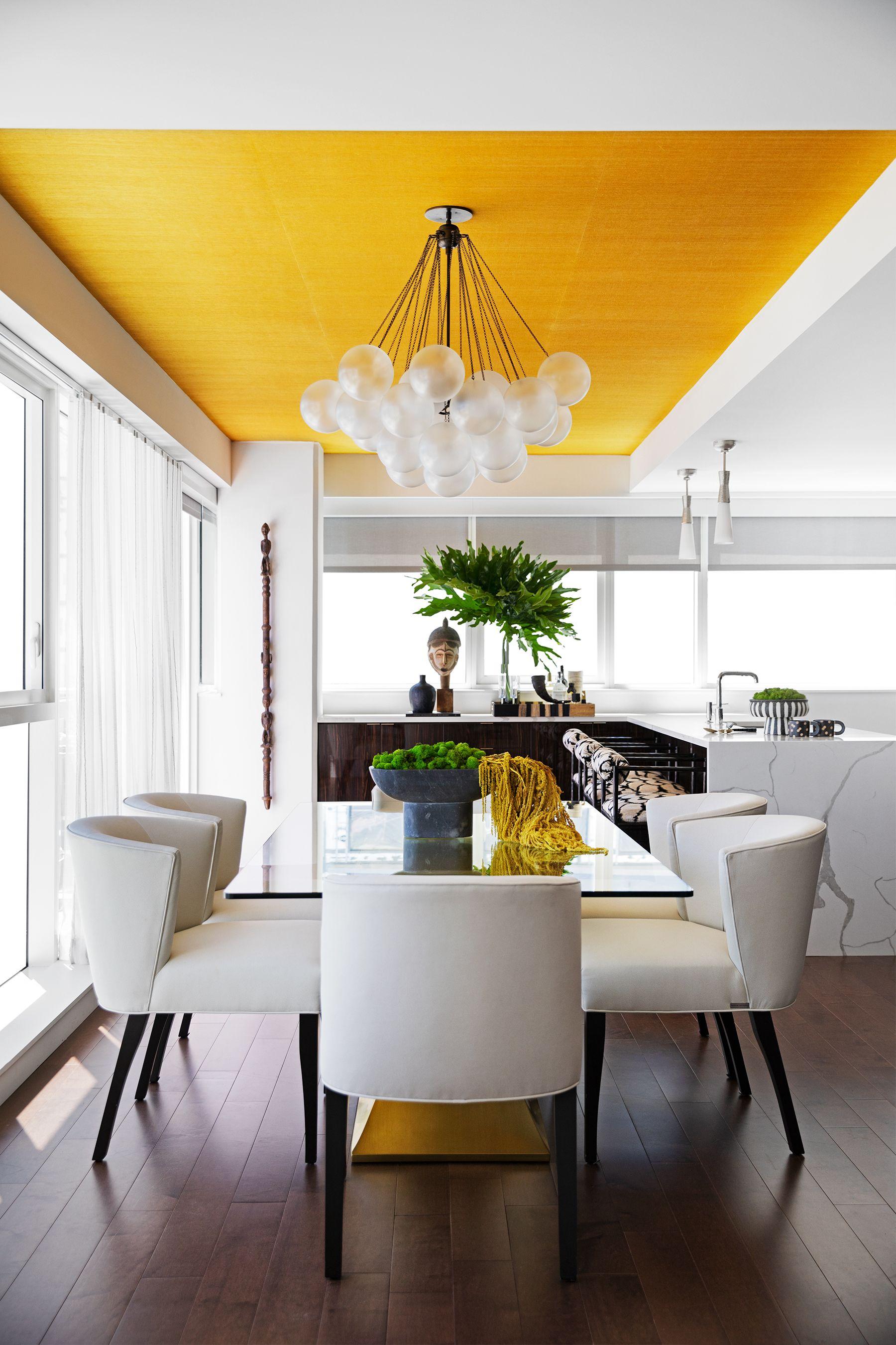 65 Best Dining Room Decorating Ideas, Modern Formal Dining Room Sets For 8