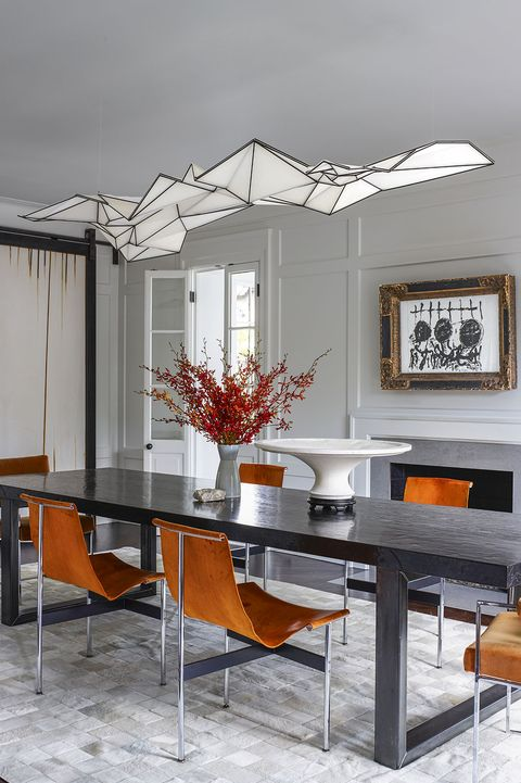 26 Best Dining Room Light Fixtures - Chandelier & Pendant ...