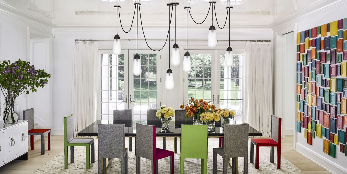 20 Dining Room Light Fixtures - Best Dining Room Lighting Ideas