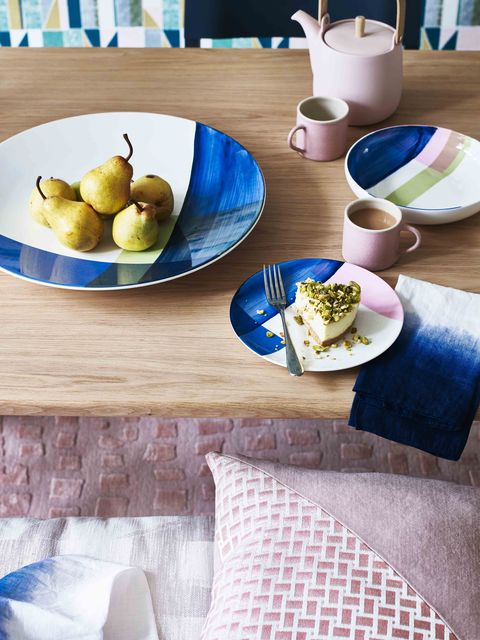 Style inspiration – playing with patterns at home