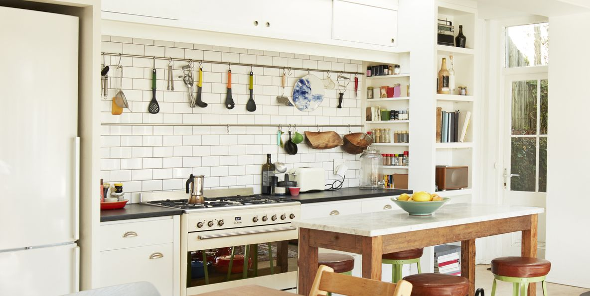 20 small kitchen storage solutions that you can buy on Amazon